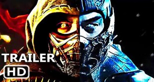 Mortal Kombat Movie 2021 Characters Teaser Animated Posters Video