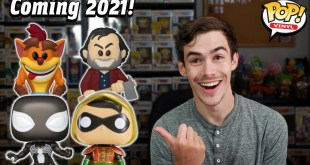 New 2021 Funko Pop Announcements & Leaks | Funko News