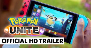 Pokemon Unite - Official Reveal Trailer And Gameplay