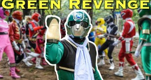 Revenge of the Green Ranger [FAN FILM]