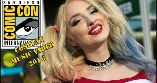 San Diego Comic Con (SDCC) Cosplay Music Video 2016