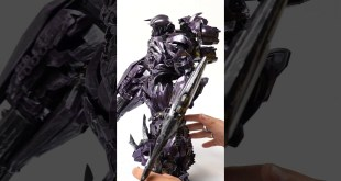 Transformers Zeus Toys ZS-01 Shockwave ( SS56 KO OS ) / #Shorts