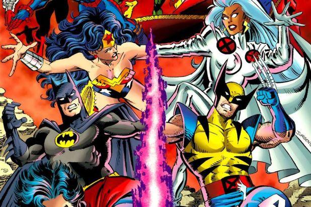 50 Marvel Comics vs DC Comics Copycat Characters Video