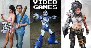 256 Video Game Costumes that Push cosplay to the Next Level BEST VIDEO GAME COSPLAY Music Video 2019