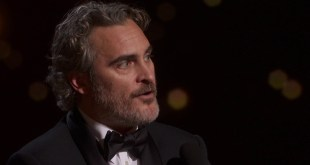 92nd Academy Awards The Oscars Red Carpet Celebrity Best Actor Speech The Joker Joaquin Phoenix