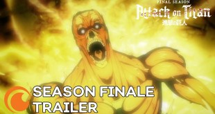 Attack on Titan Final Season | SEASON FINALE TRAILER