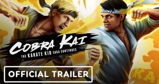 Cobrai Kai - Official Game Reveal Trailer