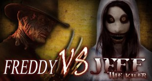 Freddy vs Jeff the Killer | Creepypasta meets Nightmare on Elm St. | Horror free full movie