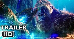 "GODZILLA VS KONG ""Kong takes Battle Axe"" Trailer International (NEW 2021)"