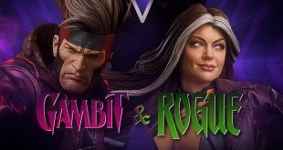 Gambit & Rogue Maquettes by Sideshow Collectibles | Showcase