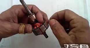 How To Rewinding 12V DC Fan Motor Easy At Home. YT-37