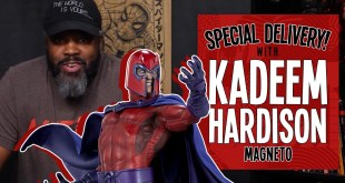 Kadeem Hardison Unboxes the Magneto Maquette by Sideshow | Special Delivery!