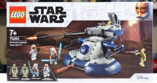 LEGO Star Wars 75283 Armored Assault Tank (AAT) Review! (2020)