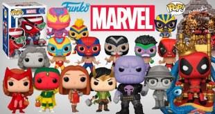 Marvel Funko Pop 2021