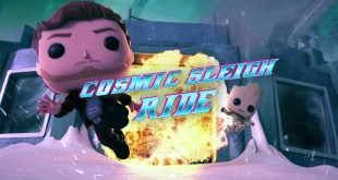 Marvel & Funko Animated Short: Cosmic Sleigh Ride!