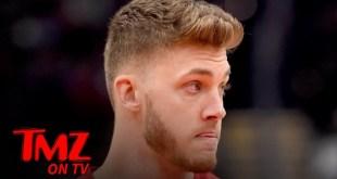 Meyers Leonard Apologizes For Using Anti-Semitic Slur | TMZ TV