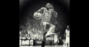 Michael Jordan No 23 Given to Fly Air Jordan - Short Animated Video