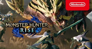 Monster Hunter Rise - Launch Trailer - Nintendo Switch