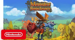 Monster Sanctuary - Launch Trailer - Nintendo Switch