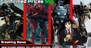 New Transformers Studio Series 2020 Toy listings And Prices Revealed! - Transformers News
