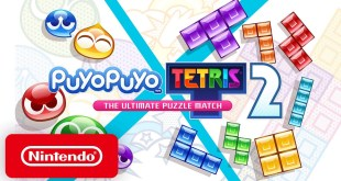 Puyo Puyo Tetris 2 - Launch Trailer - Nintendo Switch