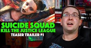 REACTION! Suicide Squad: Kill the Justice League Teaser Trailer #1 - DC Comics Video Game 2022