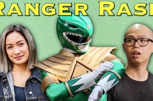 Ranger Rash - feat. Laureen Uy [FAN FILM]