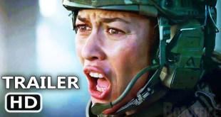 SENTINELLE Official Trailer (2021) Olga Kurylenko, Netflix Action Movie HD