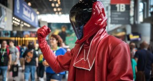 Star Wars Battlefront 2 Messenger Droid Cosplay!