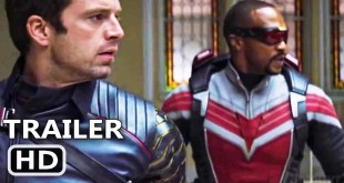THE FALCON AND THE WINTER SOLDIER Coworkers Trailer (New 2021) Marvel Superheroes