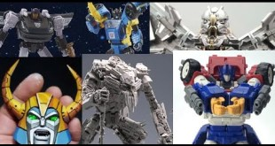 TRANSFORMERS NEWS - NEW GALACTIC ODYSSEY FIGURES - TOYWORLD - THRUST COMING TO THE UK? - KO MOVIE...