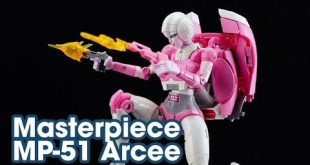 Takara TRANSFORMERS Masterpiece MP-51 Arcee