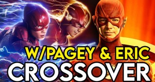 The Flash Season 7 DCEU Crossover with Grant & Ezra COMING!? w/Pagey & Eric - The DCTV Show Ep 18