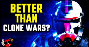 This could be the BEST STAR WARS in YEARS! - New Star Wars TV Show Announced