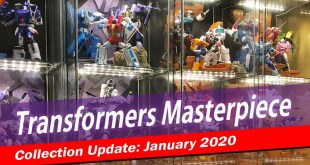 Transformers Masterpiece Collection 2020