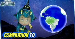 Vir The Robot Boy | Animated Series For Kids | Compilation 70 | WowKidz Action