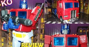 Wan Xiang KO Transformers MP44 Not Optimus Prime Review.