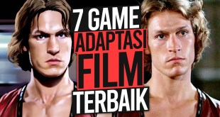 7 GAME Adaptasi Film Terbaik Sepanjang Masa