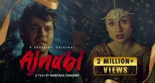 Ajnabi | Short Film | Mashal Khan |  Hamzah Tariq | See Prime | Original