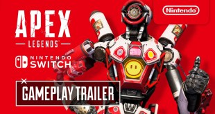 Apex Legends - Nintendo Switch Gameplay Trailer - Nintendo Switch