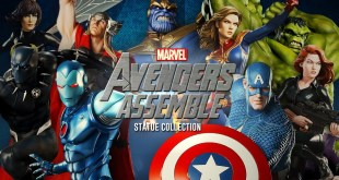 Avengers Assemble Statue Collection | Showcase