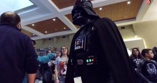 Being Vader for Albuquerque Comic Con 2019