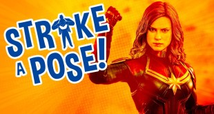 Captain Marvel Sixth Scale Figure by Hot Toys - Ep.2 Season 3 | Strike a Pose
