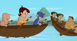 Chhota Bheem - Dholakpur Boat Race Competition | Fun Kids Videos | Cartoon for Kids in Hindi