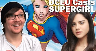 DCEU Casts SUPERGIRL For THE FLASH Movie!