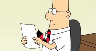 Dilbert Animated Cartoons - Clarity in Editing, The Magic Cubicle and Gilbert