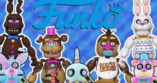EASTER FNAF MERCH REVEALED FOR FUNKO FAIR 2021!!