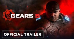 Gears 5 - Official Xbox Series X & S Update Trailer