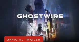 Ghostwire Tokyo - Gameplay Trailer | PS5 Reveal Event