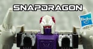 Hasbro / Takara Tomy Transformers Earthrise Snapdragon